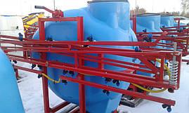 Обпріскувач навісній Jar-Met 800 л/14 м Польща, фото 3