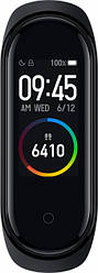 Фитнес браслет Xiaomi Mi Smart Fitness M4 Black Копия (34862) карт уп