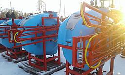 Обпріскувач навісній Jar-Met 800 л/14 м Польща, фото 2