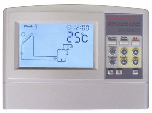 Контроллер для всесезонных гелиосистем SR618С6