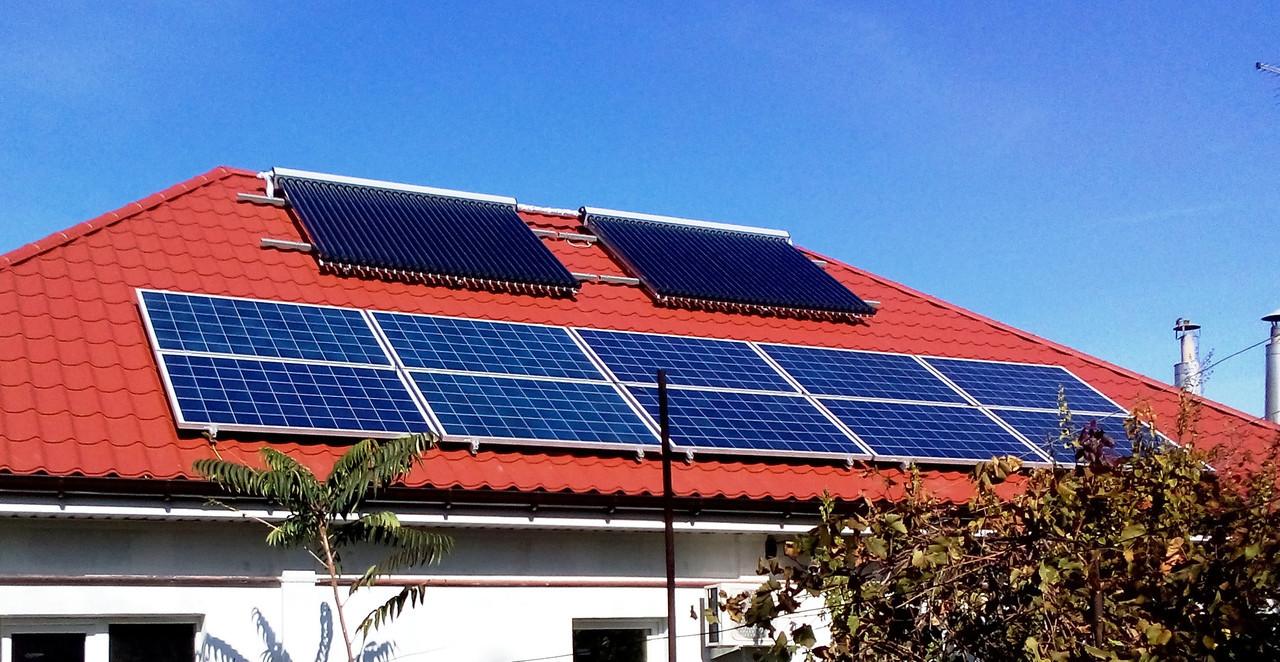 """Автономна сонячна станція 2,5 кВт """"Під ключ"""" Запорізька обл."""