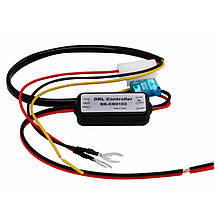 Блок управления ДХО, реле LED DRL, фото 3
