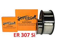 Superon ER 307 Si Проволока сварочная нержавеющая  д 1,2 мм - 15кг