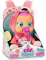 Cry Babies Інтерактивна лялька пупс Плаче немовля Фенсі фламінго Fancy Baby Doll