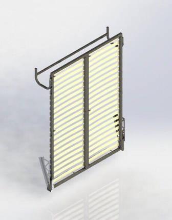 Механизм для вертикальной шкаф-кровати 1400*2000 мм, фото 2