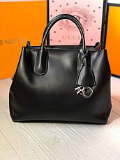 Брендовая кожаная женская сумка от Dior, фото 2