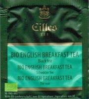 Чай чорний Eilles / Ейліс у пакетах Інгліш Брекфаст Органічний / Organic english breakfast tea 1,5*25