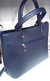 Стильная Женская сумка  из экокожи . В расцветках., фото 4