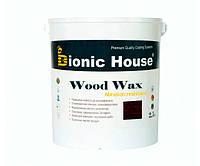 Краска для дерева WOOD WAX Bionic-House 2,5л Розовое Дерево