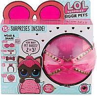 LOL Сюрприз! Большие домашние животные Spicy Kitty