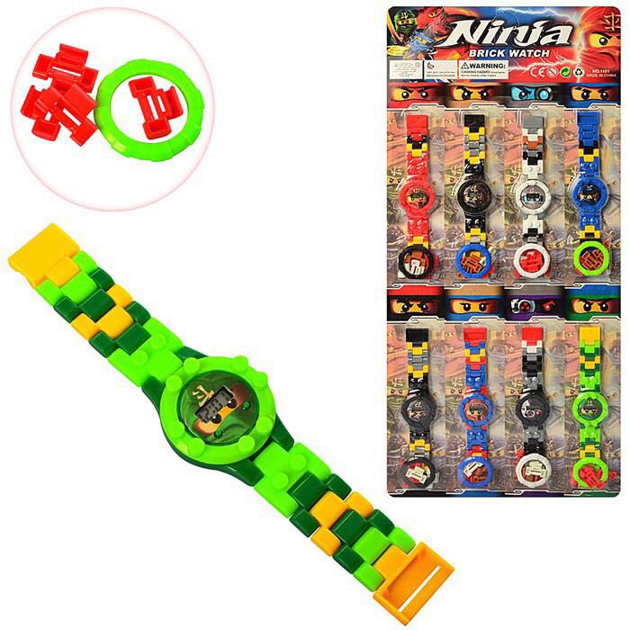 Детские часы Ниндзя Ninja