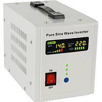 ДБЖ+стабілізатор 800ВА (500Вт), 12В AXEN.IA-800, AXIOMA energy