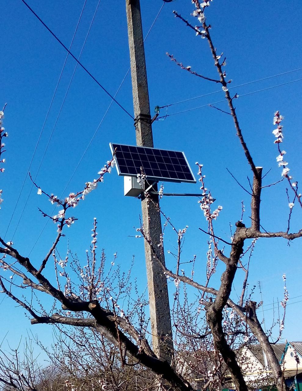 Система автономного освітлення (САО) 12в, 10Вт