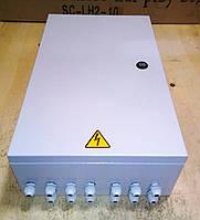 Шкаф защиты ШЗ-3 для сетевой станции 10 кВт
