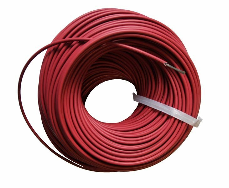 PV-Кабель 4 мм, красный