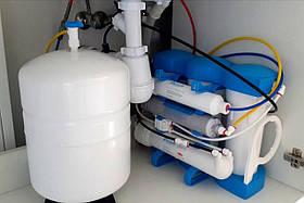 Фільтр зворотного осмосу Ecosoft P'URE AQUACALCIUM для очищення водопровідної води