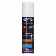 Пена для чистки изделий из нубука Saphir Shampoo