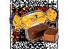 """Молдавские шоколадные конфеты( RÎNDUNICA )"""" Ласточка  """"  ТМ Букурия  (3кг)"""
