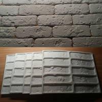 Силиконовая форма для плитки Античный на 10 камней 5 форм
