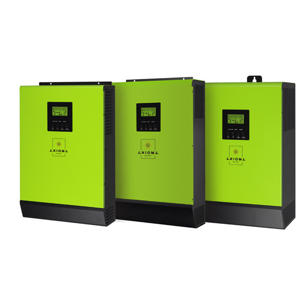 Гибридный инвертор 2кВт, 220В, ISGRID 2000, AXIOMA energy