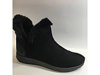 тёплые ботинки женские от тм. Инблу