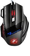 Игровая мышь iMICE X7 с подсветкой
