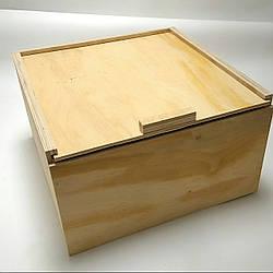 Ящик из фанеры большой