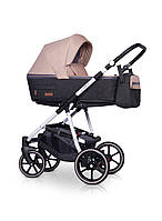 Новинка в мире детских универсальных колясок 2 в 1 Riko Swift Natural
