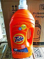 Жидкий порошок для стирки Tide universal 5.65л универсальный,