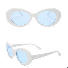 Очки в стиле ретро женские в белой оправе Avatar
