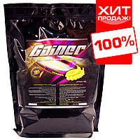 Гейнер для набора массы и веса GAINER 67% банан 2 кг. на развес