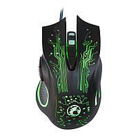 Игровая мышь iMICE X9 с подсветкой