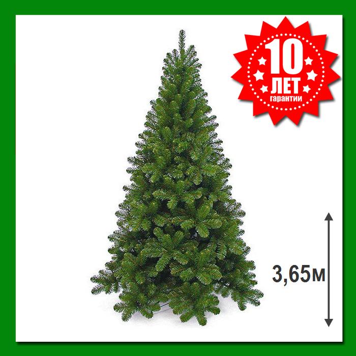 Искусственная ель Triumph Tree Edelman Tuscan 3.65 м Зеленая
