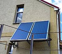 Всесезонная система нагрева воды на 200 л., для частного дома. Реализованный объект в Запорожской области, фото 1