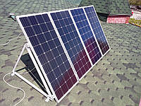 Автономная солнечная министанция 1,4 кВт, для освещения и видеонаблюдения, фото 1