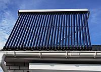Всесезонна система нагріву води на 750 л., для приватного будинку. Реалізований об'єкт в Запорізькій області, фото 1