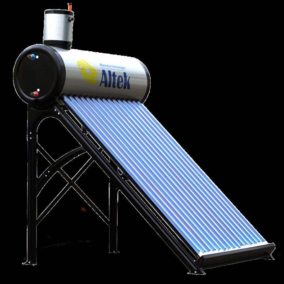 Солнечный коллектор термосифонный Altek SP-CL-24