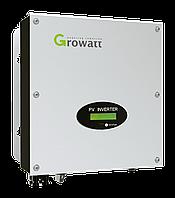 Сетевой инвертор GROWATT 5000MTL-S (5кВ, 1-фазный, 2/1 МРРТ)
