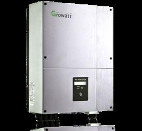 Сетевой инвертор GROWATT 5000MTL (5кВ, 1-фазный, 2 МРРТ)