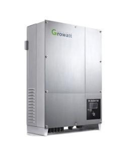 Сетевой инвертор GROWATT 8000UE (8кВ, 3-фазный, 2 МРРТ)
