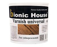 Лак для дерева универсальный Bionic-House 0,8л Безцветный Матовый
