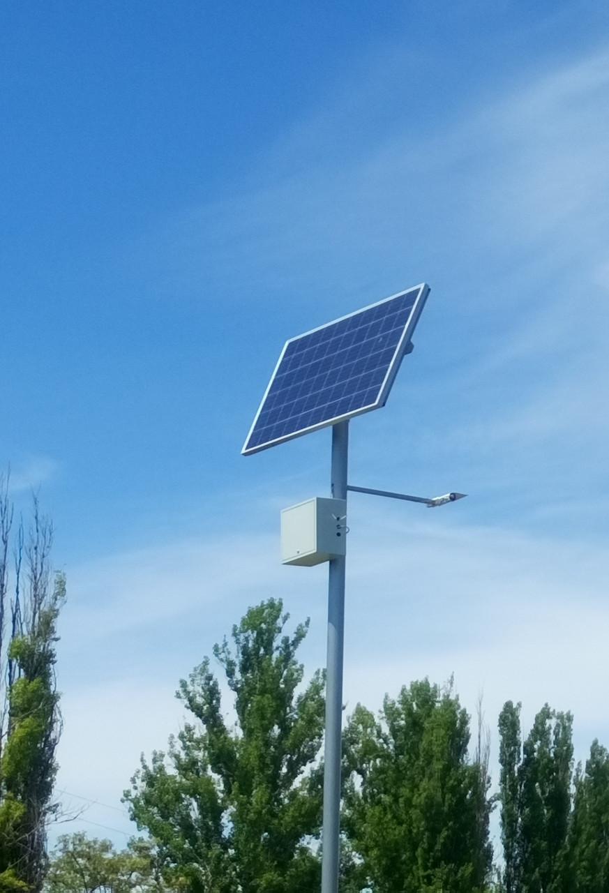 Система автономного освітлення (САО) STREET - 30 Вт