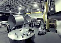 Изготовление различных емкостей из стали