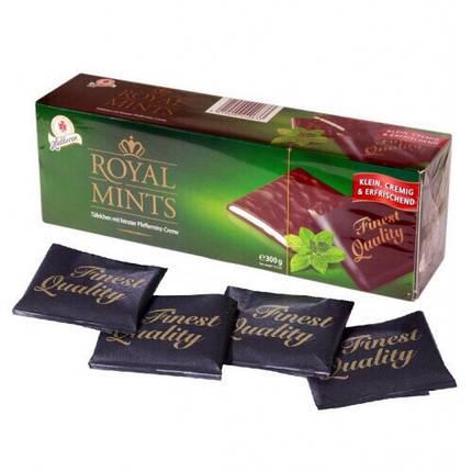 Шоколадные конфеты Royal Mints с мятой 300 г, фото 2