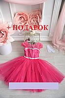 Детское нарядное платье на 4 - 7 лет, фото 1