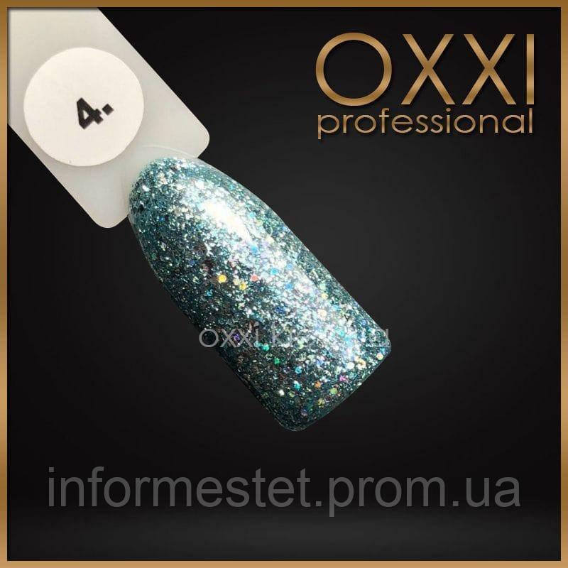 Гель-лак OXXI Professional Star Gel №4