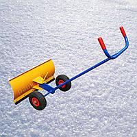 Снігоочисник ручний, лопата для чистки снігу(п-подібна ручка)