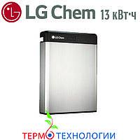 Литий-ионные аккумуляторы низкого напряжения LG Chem RESU 13 кВт*ч, фото 1