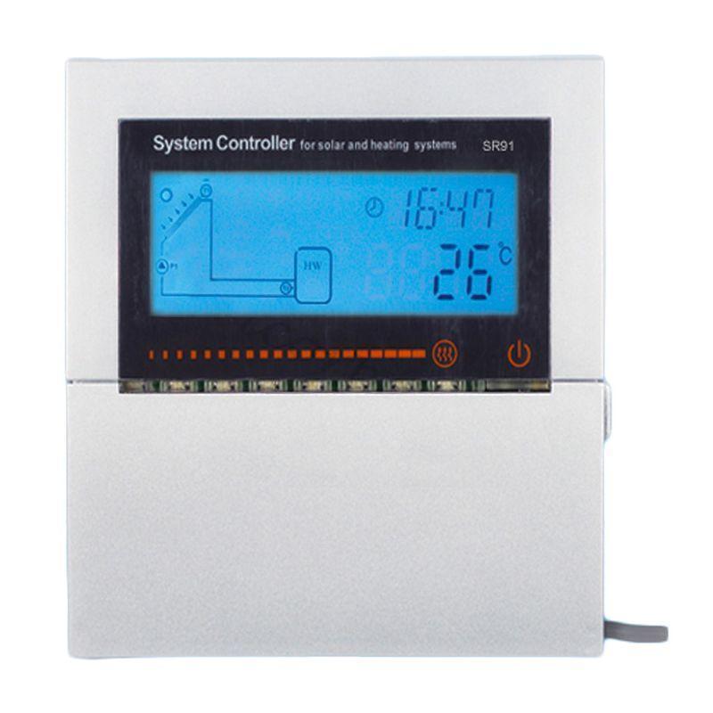 Контроллер для всесезонных гелиосистем SR91