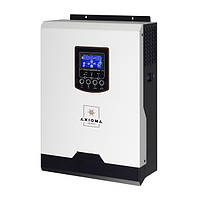 Автономный инвертор 1000ВА, 12В + ШИМ контроллер 50А, ISPWM 1000, AXIOMA energy, фото 1